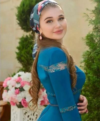 Диана Токаева, Грозный