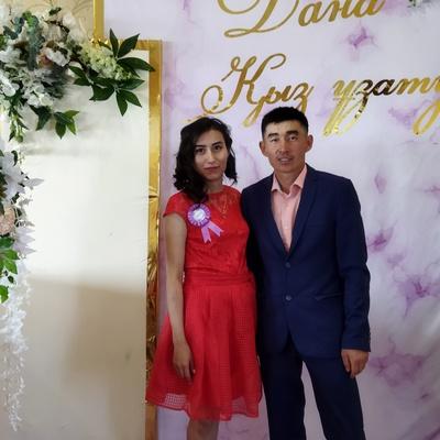 Darkan Zhandarbek, Петропавловск
