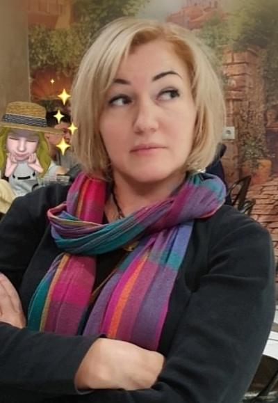 Юлия Волкова, Москва