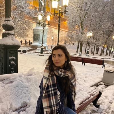 Ayten Abdullayeva, Москва