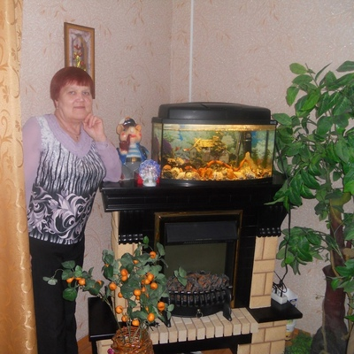 Нина Ульяновская