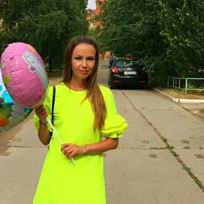 Олеся Павлова