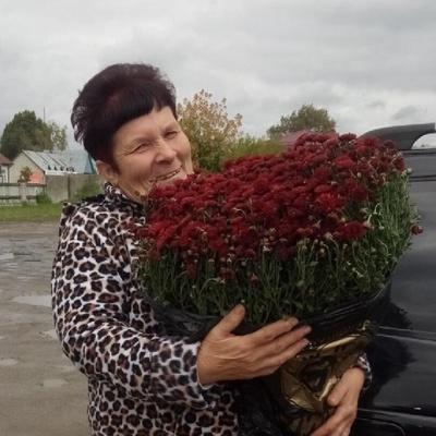Валентина Аниськова