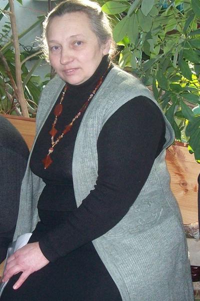 Валентина Мацкевич, Березино
