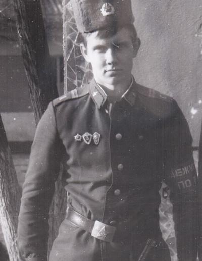Сергей Березовский, Уварово