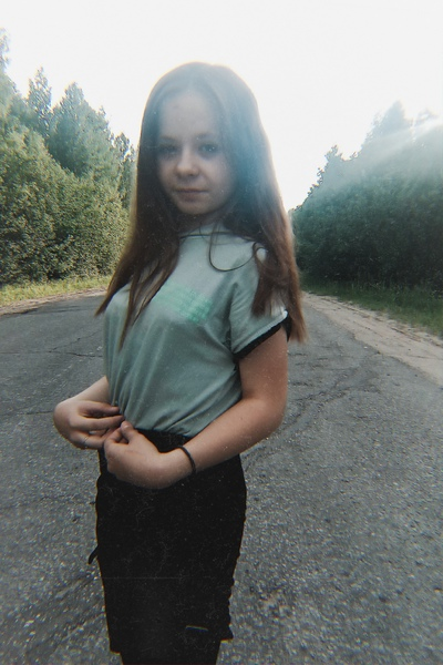 Анастасия Вьюгина