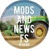 Mods & News Farming Simulator