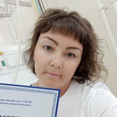 Наталья Разенкова, Барнаул