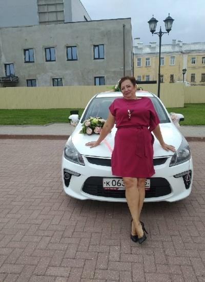 Ирина Горюнова, Вологда