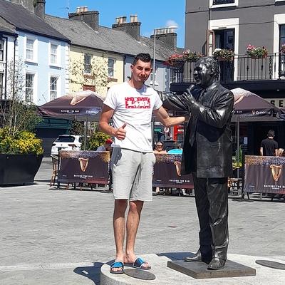 Ionut Maties, Dublin