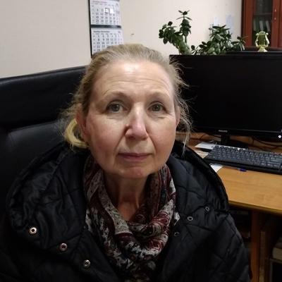 Людмила Орлова, Санкт-Петербург