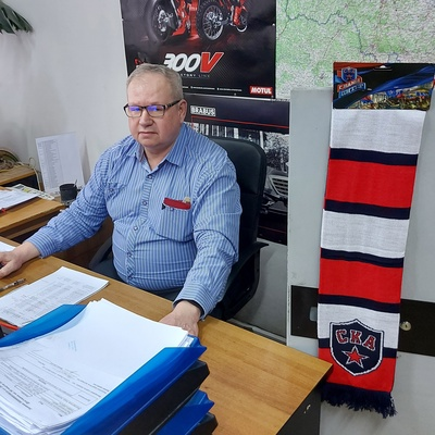 Олег Мурашов, Москва