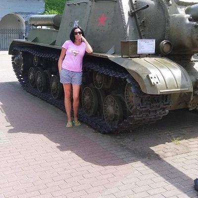 Ольга Говорухина, Минск