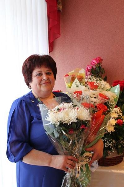 Vera Golybeva, Псков