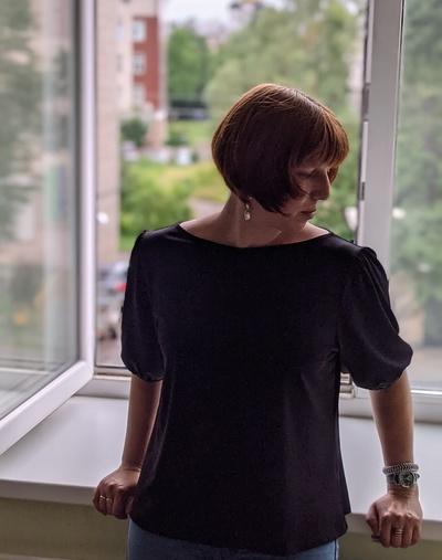 Мария Иванова, Псков