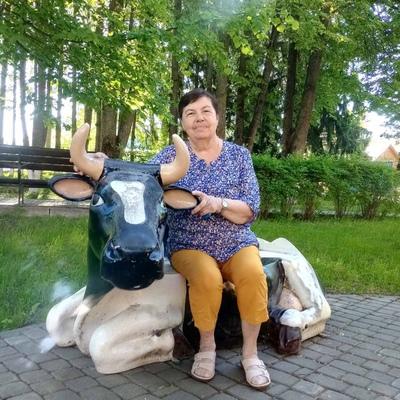 Галина Афанова