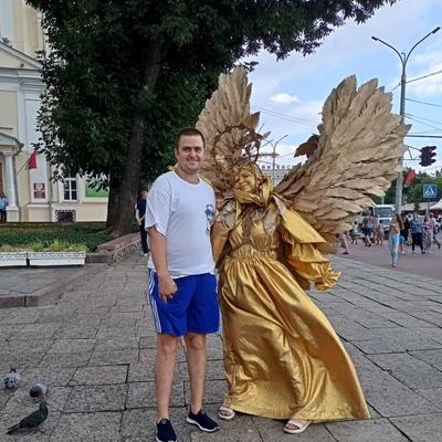 Димон Скуман, Витебск