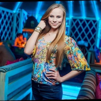 Ксения Блинова, Санкт-Петербург