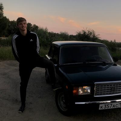 Александр Скозобов, Саратов