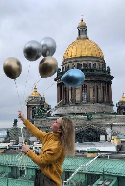 Yana Skachkova, Saint Petersburg
