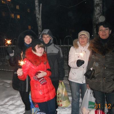 Алексей Наговицын, Глазов