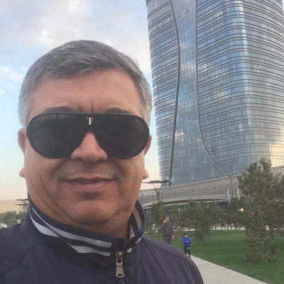 Said Alimkhodjaev, Ташкент
