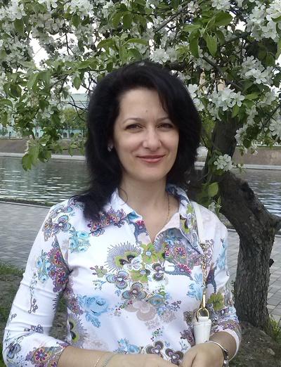 Оксана Милюкова, Москва