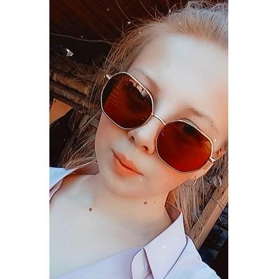 Алина Попова