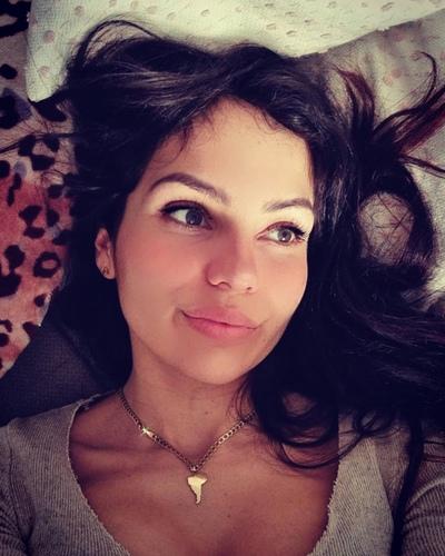 Angelina Golovanova, Москва