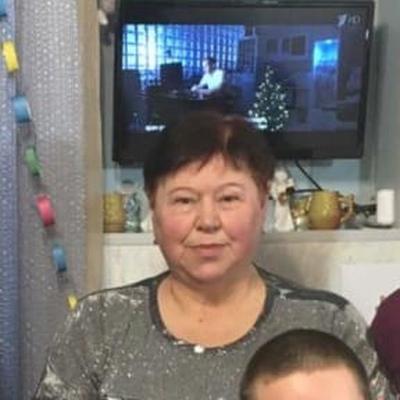 Ольга Ершова, Оленегорск