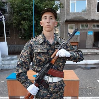 Брянский Денис, Кокшетау