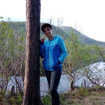 Людмила Смирнова, Кандалакша