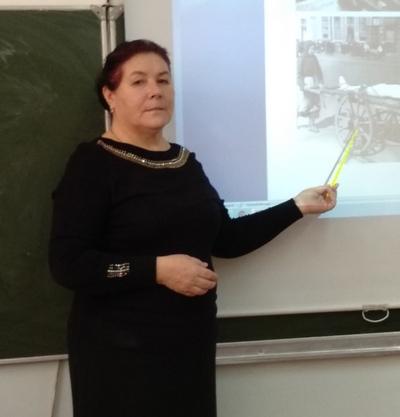 Халида Идикова, Хасавюрт