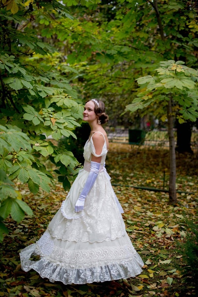 Nika Speranskaya, Москва