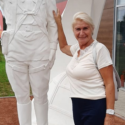 Валенина Жиганова, Санкт-Петербург