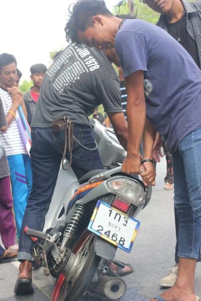 มะยากี ตะบีหม๊ะ, Bangkok