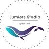Lumiere Studio. Витражные украшения. Броши