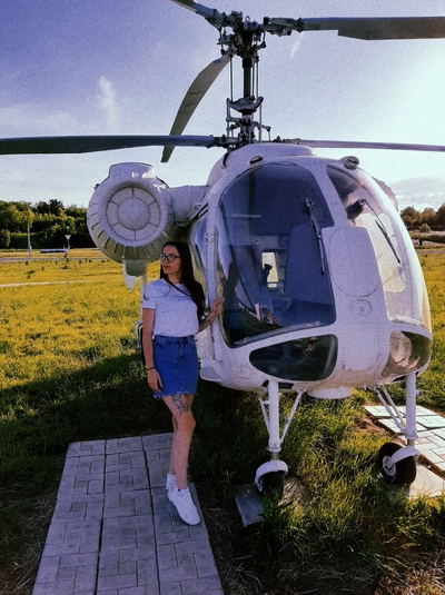 Катерина Викторова, Уфа