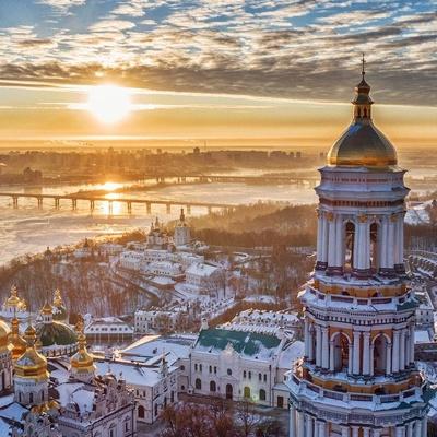 Olena Melnyk, Киев