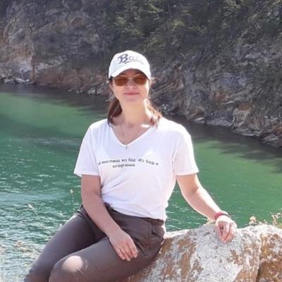 Оксана Косенкова-Гузинец