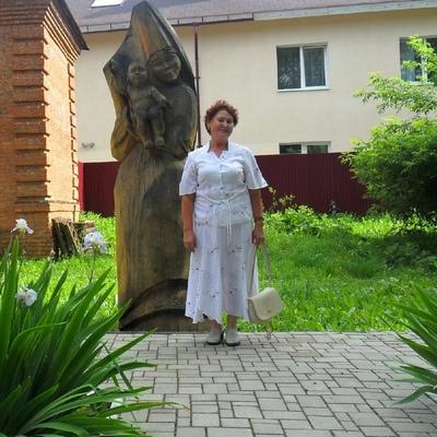 Валентина Чиркова, Глазов