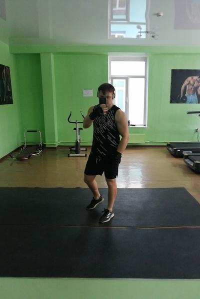 Александр Гагарин, Нытва