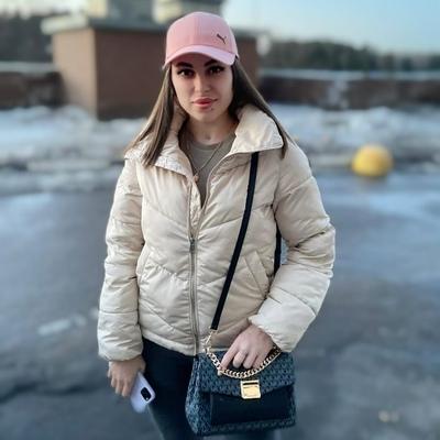 Kristina Yuryevna, Moscow