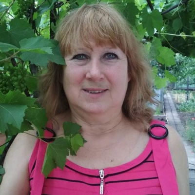 Людмила Носова, Донецк