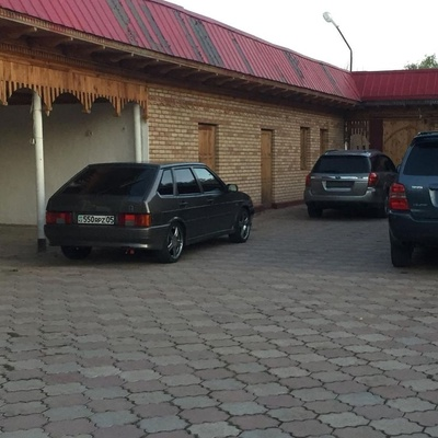 Айдос Зиятдин, Алматы
