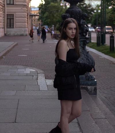 Даша Фролова, Санкт-Петербург