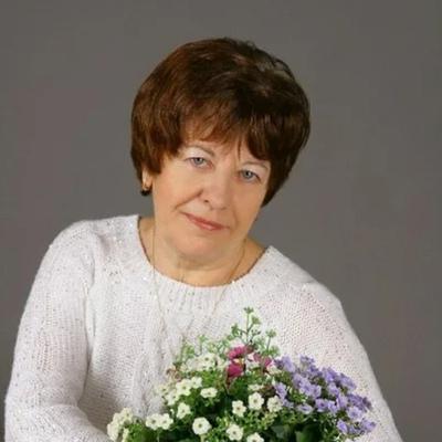 Зинаида Петрова