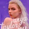 Anya Taylor-Joy × Аня Тейлор-Джой