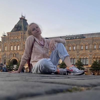 Маргарита Бочарникова, Москва