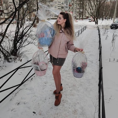 Анастасия Миронова, Санкт-Петербург